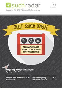 Google Search Console, Ausstattung für Gründer und mehr - Neuer Lesestoff
