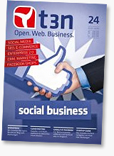 t3n Magazin #24 - Social Business