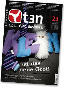 Klein ist das neue Groß - t3n Magazin #23 im Review