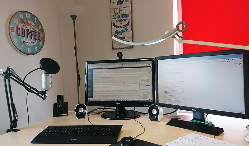 Technik im Büro und für unterwegs - Basics der erfolgreichen Selbstständigkeit