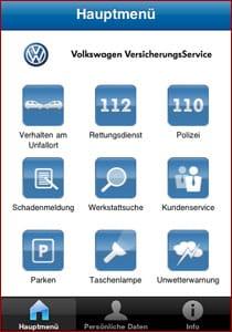 Unfallhilfe-App für iPhone und iPad