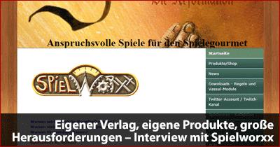 Eigener Verlag und eigene Produkte - Besondere Herausforderungen