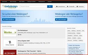Webdesigner-Verzeichnis