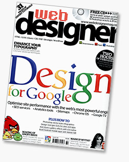 web designer magazine - Review