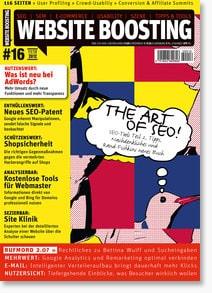 Website Boosting #16 - The Art of SEO und mehr
