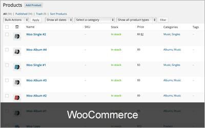 WooCommerce - Die 20 beliebtesten WordPress-Plugins 2019