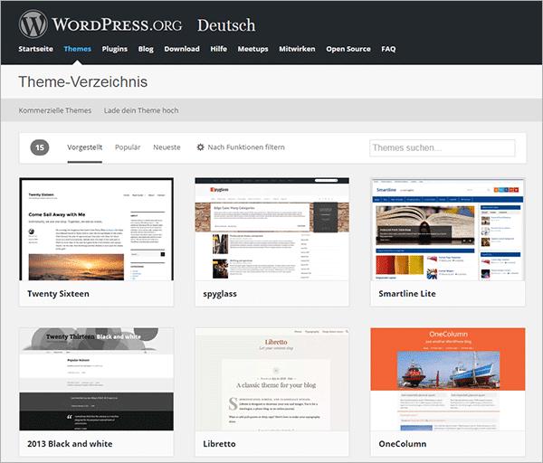 Affiliate-Website mit WordPress - Schritt für Schritt Anleitung