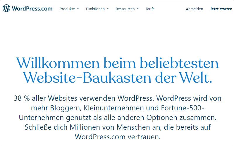 WordPress.com oder WordPress.org: Was ist der Unterschied und welches ist das richtige für dich?