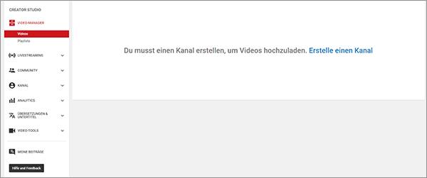 So baust du deinen YouTube-Kanal optimal auf!