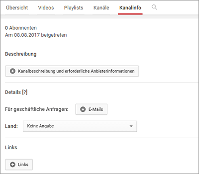 So baust du deinen YouTube-Kanal optimal auf!