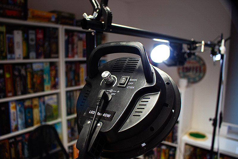 Youtube Studio - Webcam