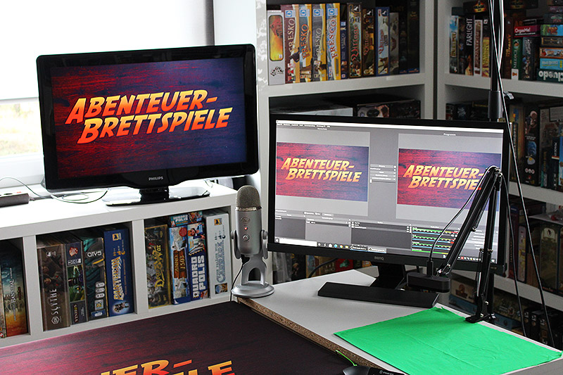 Meine YouTube Studio Technik - Welche Videokameras, Beleuchtung, Software und mehr ich nutze