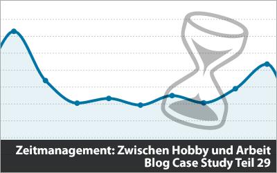 Zeitmanagement: Zwischen Hobby und Arbeit - Blog Case Study Teil 29