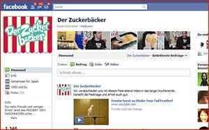 Online-Shop kreativ - Der Zuckerbäcker im Interview