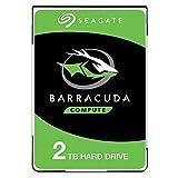 Seagate ST2000LMZ15/LM015 BarraCuda Interne Festplatte (2,5 Zoll / 6,35 cm), 5400 U/min, 128 MB...