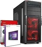 Ultra 8-Kern SSD DirectX 12 Gaming-PC Computer FX 8300 8x4.20 GHz Turbo - GeForce GTX1050 Ti 4GB...
