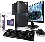 Komplett PC-Paket Entry-Gaming/Multimedia Computer mit 3 Jahren Garantie! | Quad-Core! AMD A10-4655...
