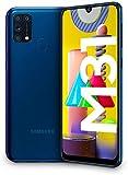Samsung Galaxy M31 Android Smartphone ohne Vertrag, 4 Kameras, großer 6.000 mAh Akku, 6,4 Zoll...