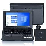 Laptop 10.1 Zoll Notebook , Windows 10 Quad Core Netbook Computer Netflix,YouTube,WiFi,HDMI, mit...