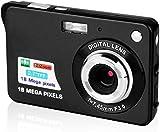 CamKing 2,7 Zoll Digitalkamera,Mini FHD 1080p Videokamera Taschenkameras Digita Kamera für...