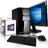 Komplett PC Intel i5 Allround/Multimedia Computer mit 3 Jahren Garantie!   Intel Core i5® 4430 Quad...