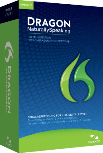 Nuance Dragon Naturally Speaking 12.0 Premium