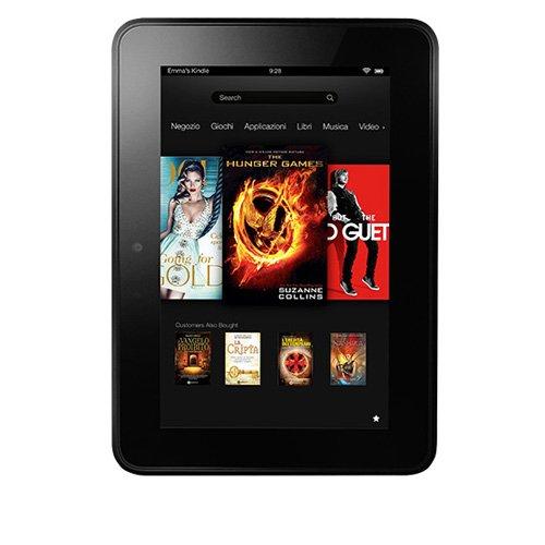 Kindle Fire HD 7, 17 cm (7 Zoll), Dolby-Audio-Technologie,  Dualband-WLAN über zwei Antennen, 16 GB...