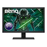 BenQ GL2780 68,5 cm (27 Zoll)  Gaming Monitor (Full HD, 1 ms, HDMI, DVI)