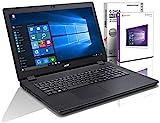 Acer (15,6 Zoll Full-HD) Notebook (AMD A6-9220E Dual Core 2x2.4 GHz, 8GB DDR4 RAM, 256GB SSD, Radeon...