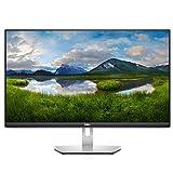 Dell S2721D, 27 Zoll, QHD 2560 x 1440, 75 Hz, IPS entspiegelt, 16:9, AMD FreeSync, 4 ms (extrem),...
