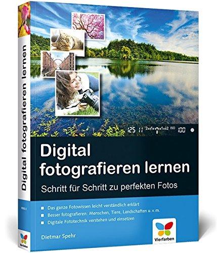 Digital fotografieren lernen: Schritt für Schritt zu perfekten Fotos
