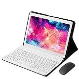 KISEDAR Tablet Android 9.0 10,1'PC4 GB RAM 64 GB Tablet Quad Core Unlocked Tablet, geeignet für...