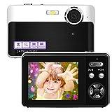 Digitalkamera Fotoapparat Digitalkamera 24 Megapixel Mini Fotoapparat Digitalkamera...