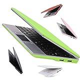 Mini-Laptop, 4GB, 7Zoll, Netbook, Android 4.0(Ice Cream Sandwich OS), mit Webcam für Skype,...